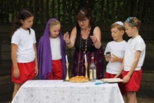 journies with miriam, nina leigh, judaism, re, hertfordshire